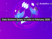 Top 10 Data Science Salaries of February 2020