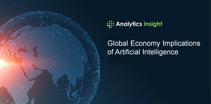 Global Economy Implications of Artificial Intelligence