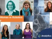 Top 10 Women in Robotics Industry