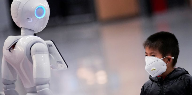 Use of Robots for Combating Coronavirus