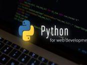 Top 5 Python Web Development Frameworks for 2020