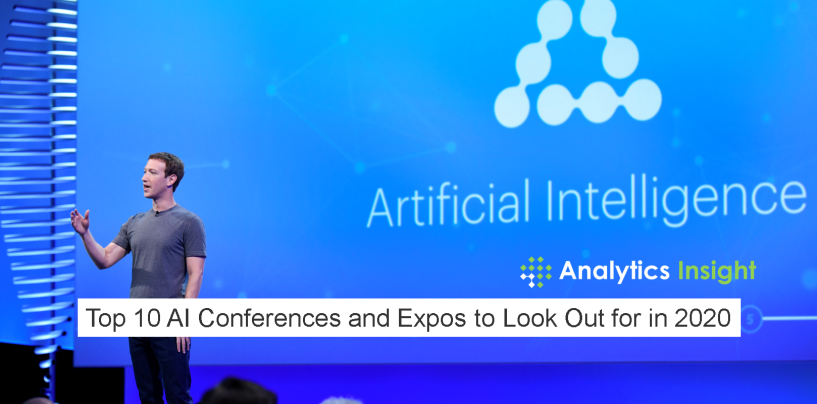 Top 10 AI Conferences and Expos to Look Out for in 2020