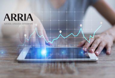 Maistering Enhances Artificial Intelligence Portfolio with Arria NLG