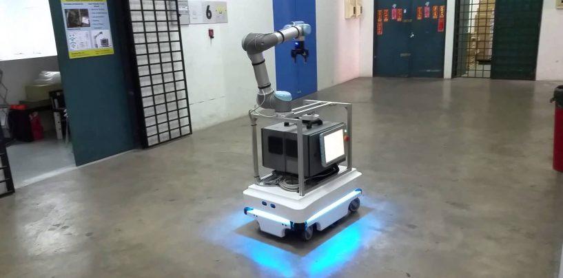 How Autonomous Mobile Robots Are Redefining Automation Solutions?