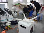 Is Coronavirus Paving Way for Substantial Future of Robotics-as-a-Service?