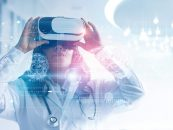 Combination of Virtual Reality and Data Analytics