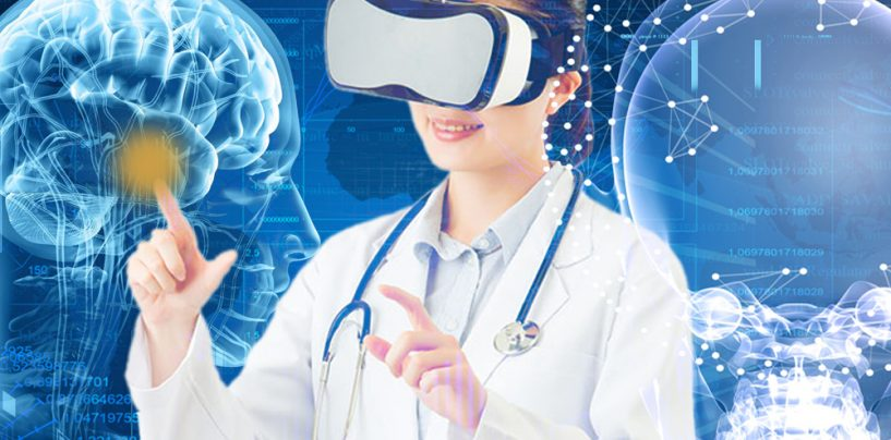 Medical Virtual Reality (VR) Helps Pharmacists Discover New Drugs