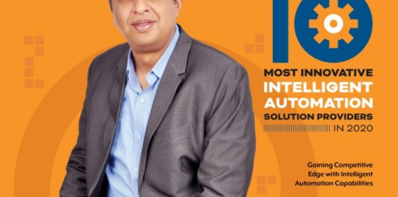 The 10 Most Intelligent Automation Solution Providers
