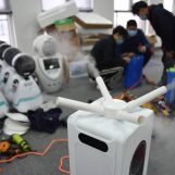 How Robots Can Help in Battling the Current Pandemic Situation
