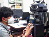 Defeating Pandemic Barriers, Japan Felicitates Students Using Robots