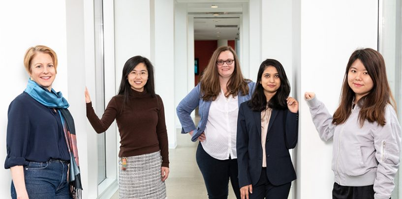 How Women at CMU Are Excelling in Artificial Intelligence?