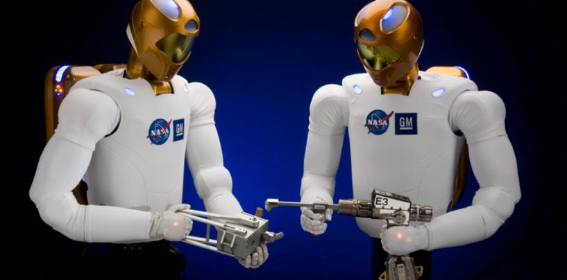 Robonauts for Space Mission: A Glimpse into the Future