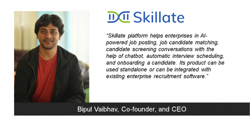 Skillate: Reshaping HR Operations with AI Based Talent Acquisition Innovations