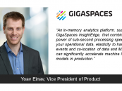 GigaSpaces Technologies: Integrating Data Science and IT Operations with MLOps Capabilities