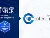Astera Centerprise Wins the TrustRadius Top-Rated 2020 Award For Data Integration