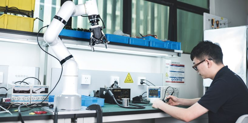 How COVID-19 Catalysed Decades Long Robotics Ambition of China?