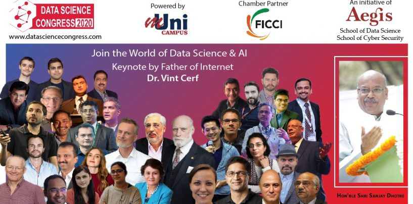 Data Science Congress 2020 Virtual Featuring World Leaders in AI on 6 & 7 June