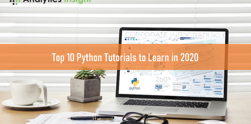 Top 10 Python Tutorials to Learn in 2020