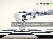 Top 10 Robotics Startups to Look Out for in 2020