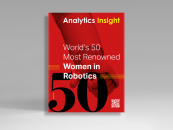 Analytics Insight Names 'World's 50 Most Renowned Women in Robotics'