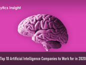 Top 10 Artificial Intelligence Companies to Work for in 2020