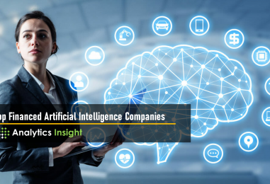 Top Financed Artificial Intelligence Companies