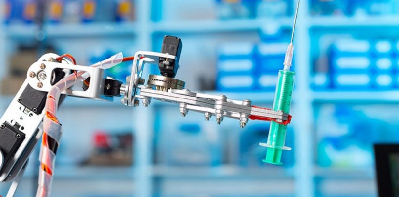How Robotics Mobilization can Help Manage Infectious Diseases?