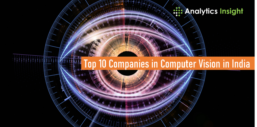 Top 10 Computer Vision Companies in India