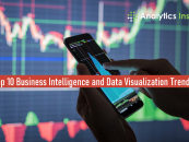 Top 10 Business Intelligence and Data Visualization Trends