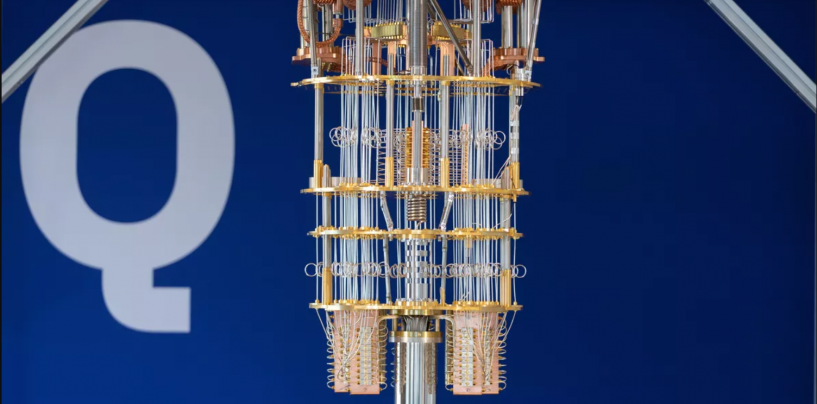 Disrupting Quantum Computing With AI and Machine Learning