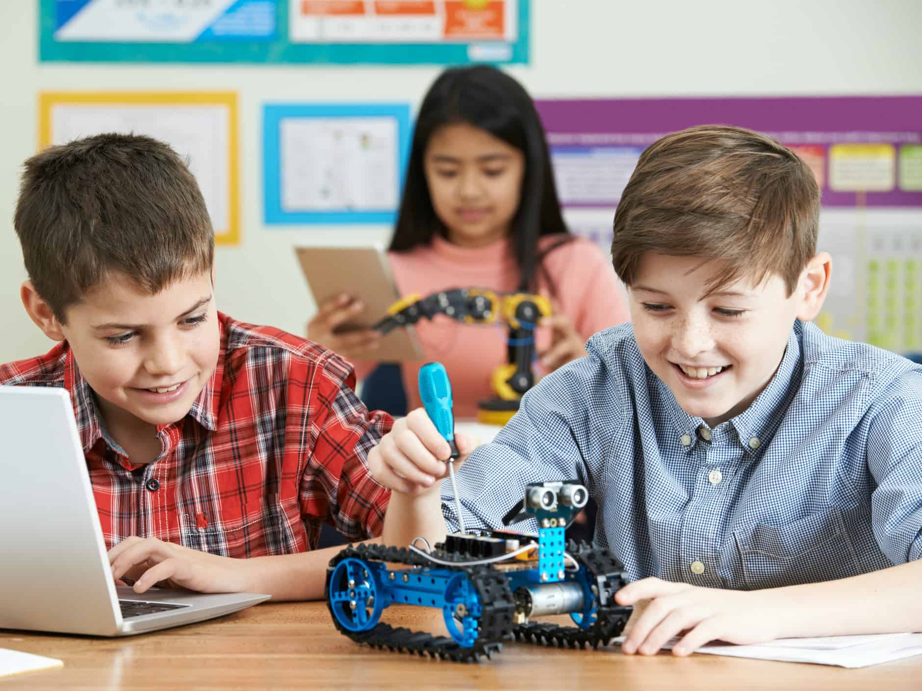 How Important is Adding Robotics as a Subject of Study in Schools?