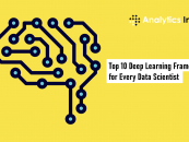 Top 10 Deep Learning Frameworks for Every Data Scientist