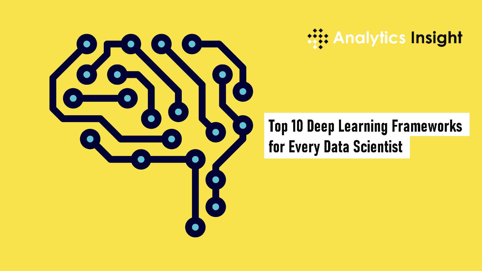 Deep Learning Frameworks for Data Scientists