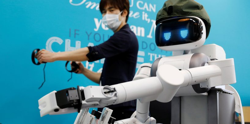 Robots are Coming- Top 10 Jobs in Threat of a Robotics Takeover