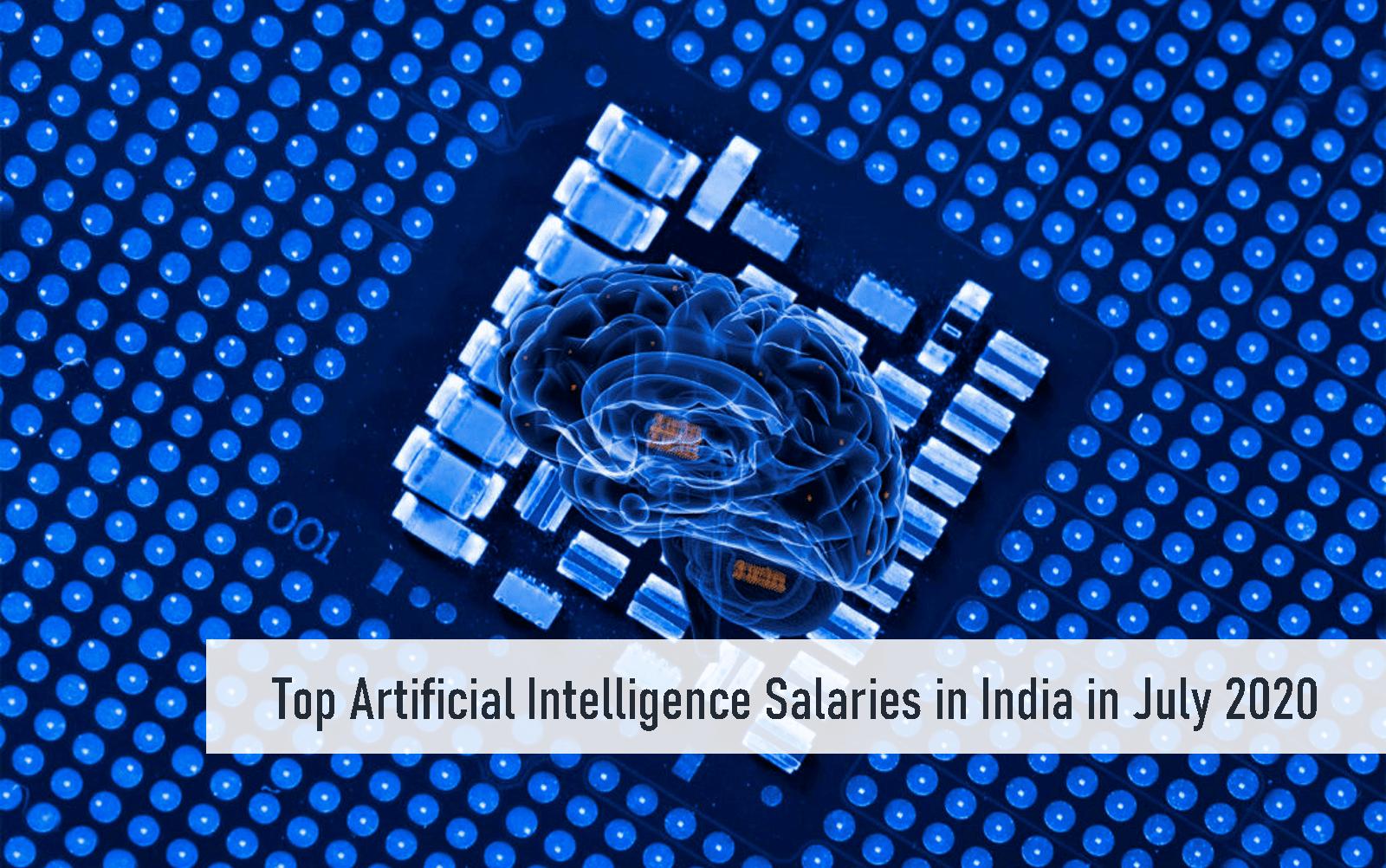 Top AI Salaries 2020