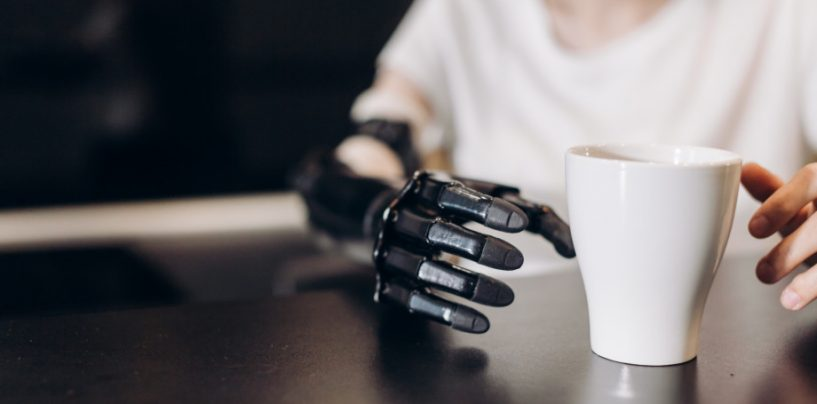 Moving a Step Closer to Wirelessly Control Electronic Prostheses