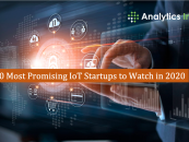 10 Most Promising IoT Startups to Watch in 2020