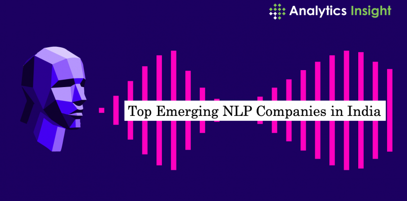 Top Emerging NLP Companies in India