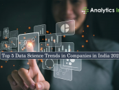 Top 5 Data Science Trends in Companies in India 2020