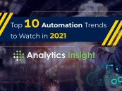 RPA to Hyperautomation: Top 10 Automation Trends to Watch in 2021