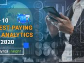 Top 10 Highest-Paying Data Analytics Jobs in 2020