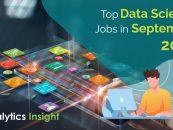 Top Data Science Jobs in September 2020
