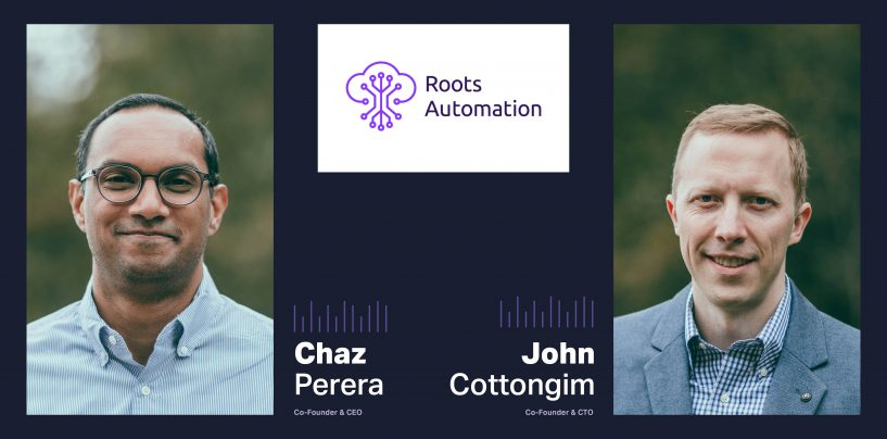 Roots Automation: The Next Generation Expert Offering Digital Coworkers as a Service