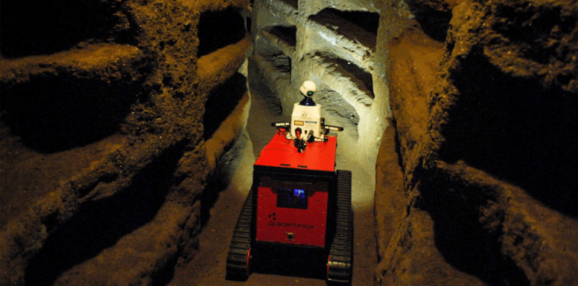 Artificial Intelligence Drives the Archaeological Discoveries of Stone Age