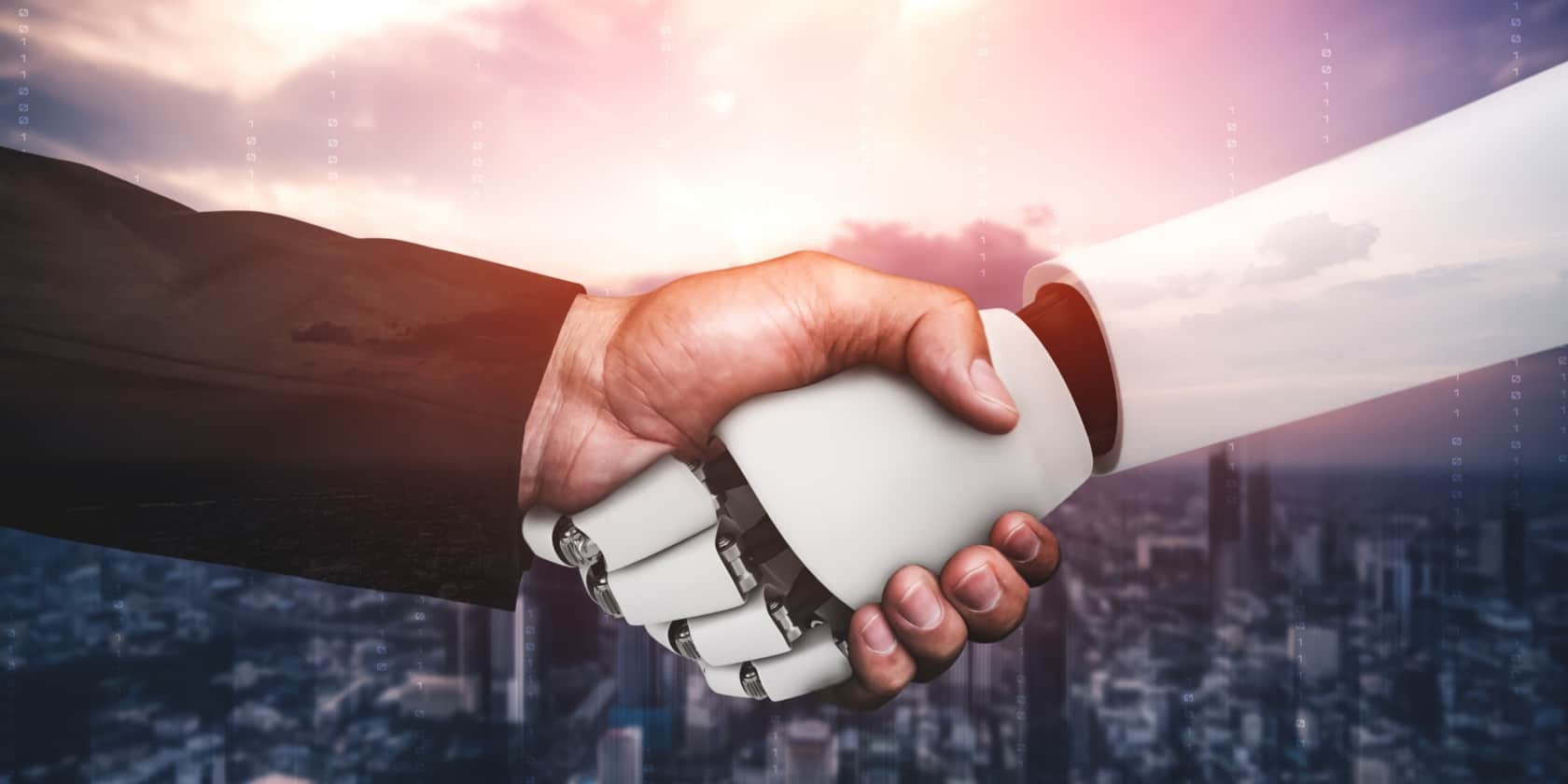 AI Adoption is Transforming the Operating Model in Business Sector