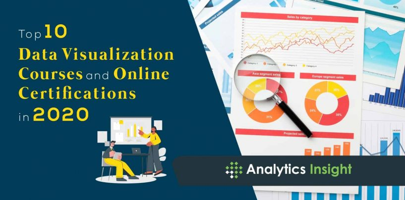 Top 10 Data Visualization Courses and Online Certifications in 2020
