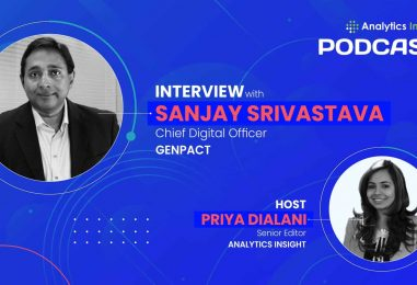 Exclusive Interaction with Sanjay Srivastava, Chief Digital Officer, Genpact