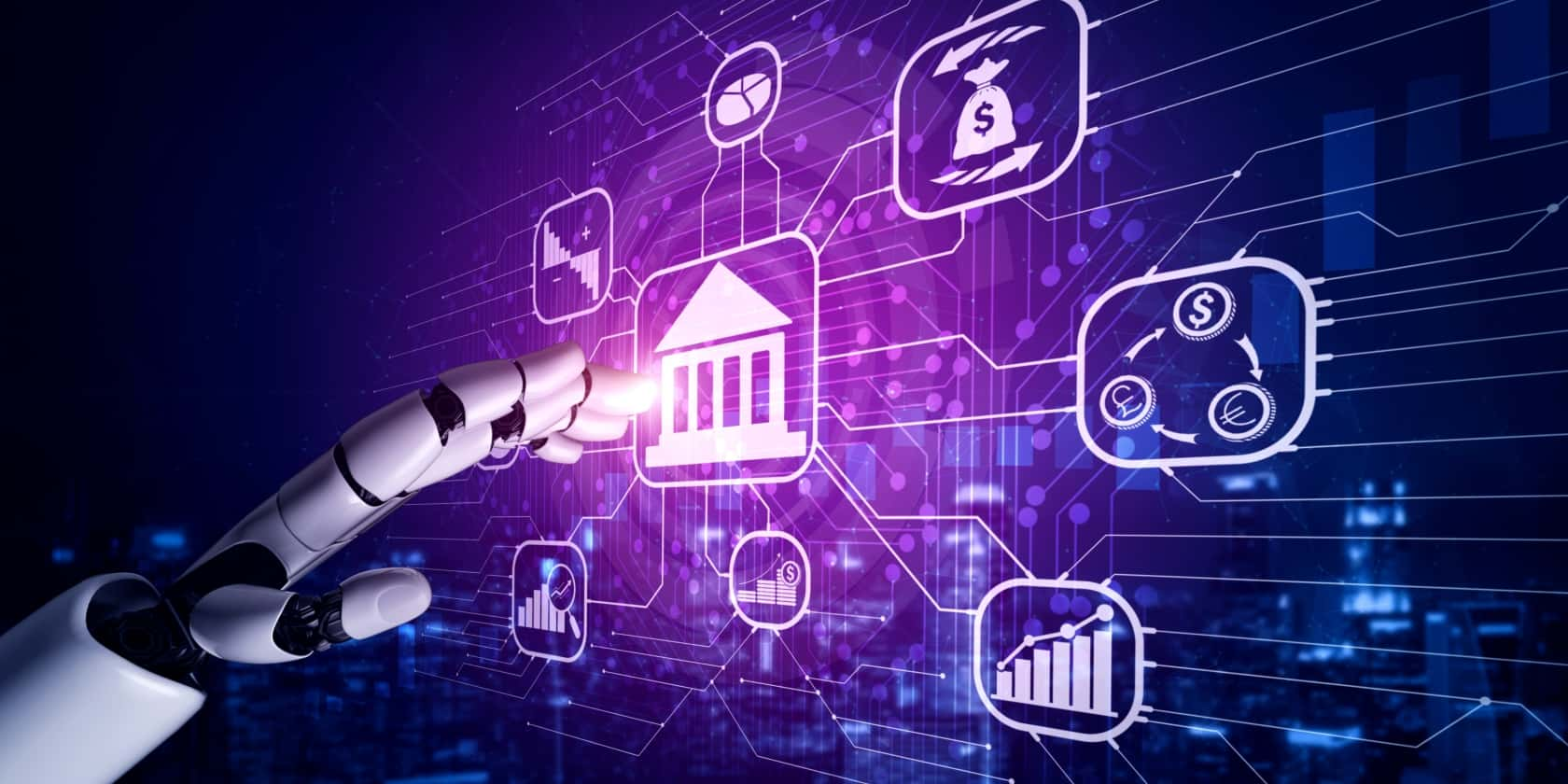 Top 10 Applications of Machine Learning in Finance & FinTech
