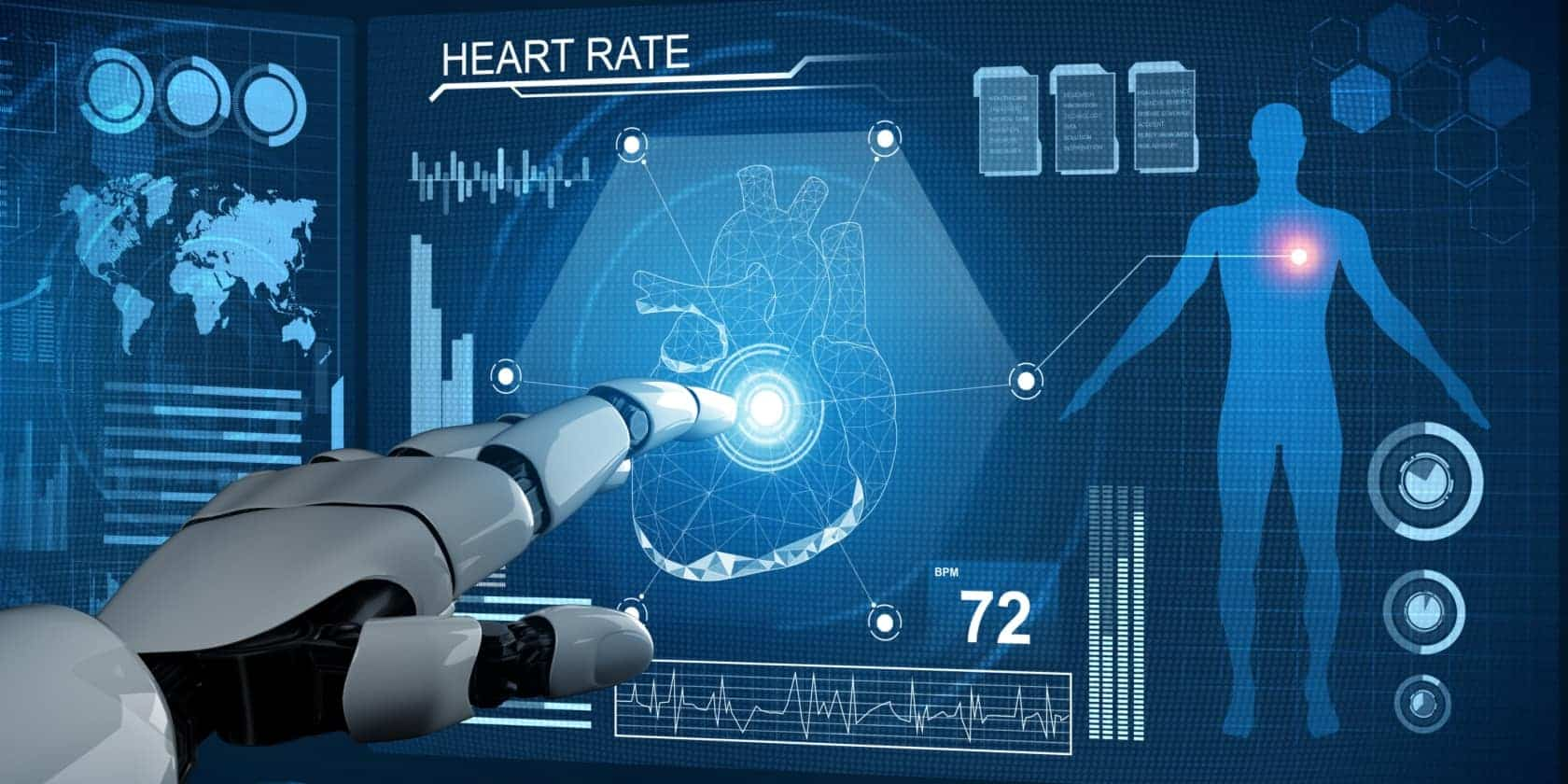 The Concept of Heart Failure with Machine learning