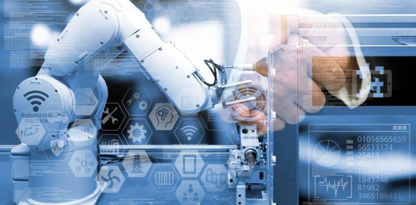 Bolstering Robotics Enterprise Potential using AI Applications